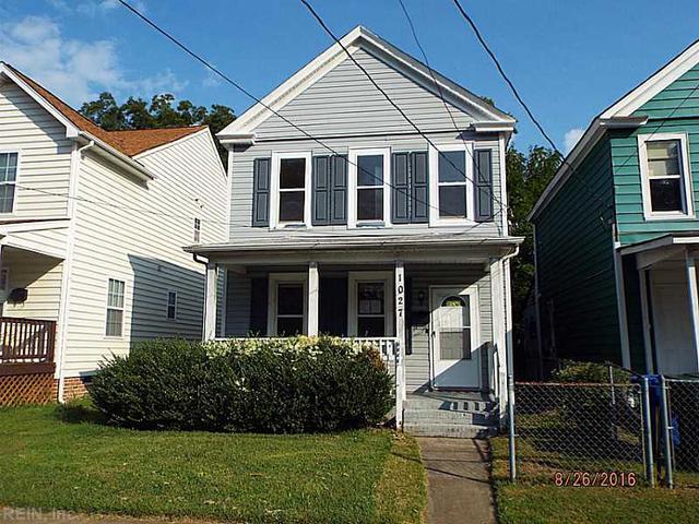 1027 24th St, Newport News, VA 23607