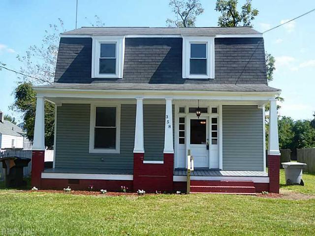 358 Lasalle Ave, Hampton, VA 23661