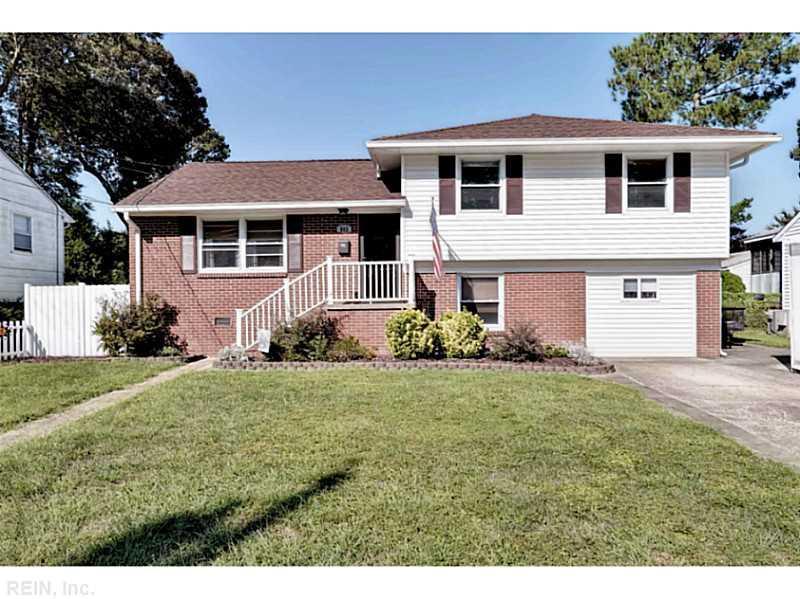 803 Arlington Terrace, Hampton, VA 23666
