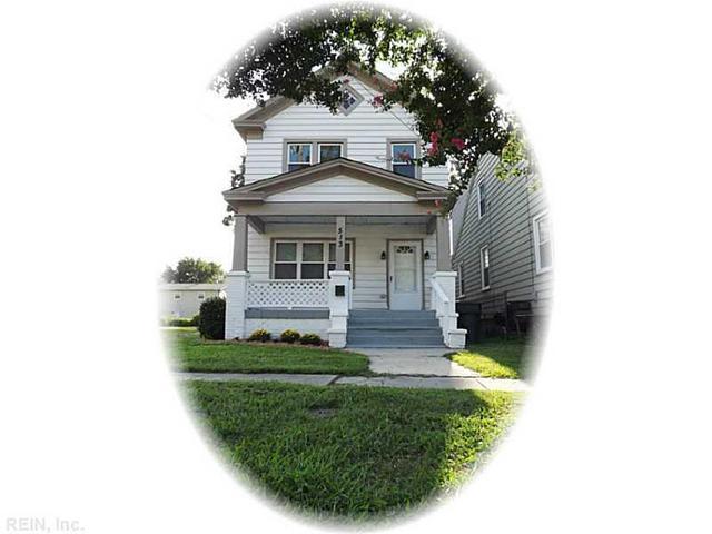 513 Chesterfield Rd, Hampton, VA 23661