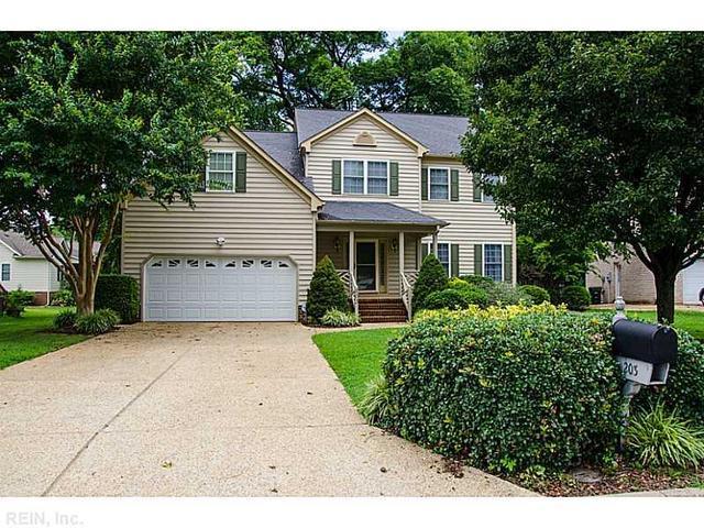203 Villa Way, Yorktown, VA 23693