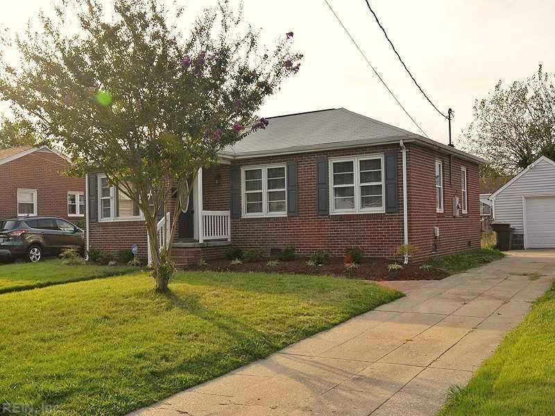 1538 Grove Street, Hampton, VA 23664