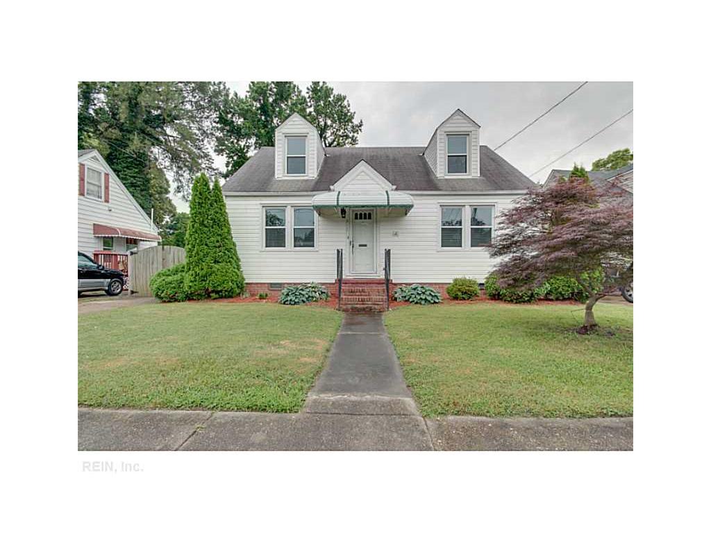 317 E Randall Ave, Norfolk, VA 23503