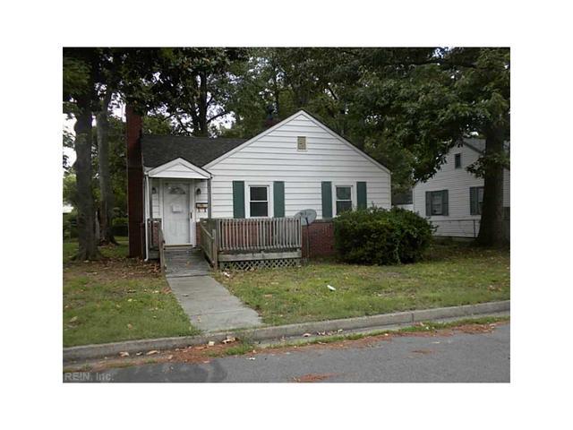 33 Woodland St, Portsmouth, VA 23702