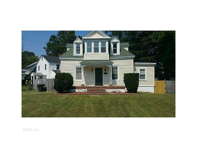 100 Greenbriar Ave, Hampton, VA 23661