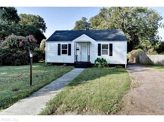 14 W Bayberry Ct, Hampton, VA 23669