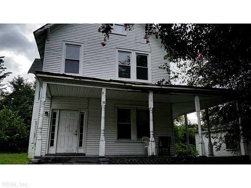 98 W County Street, Hampton, VA 23663