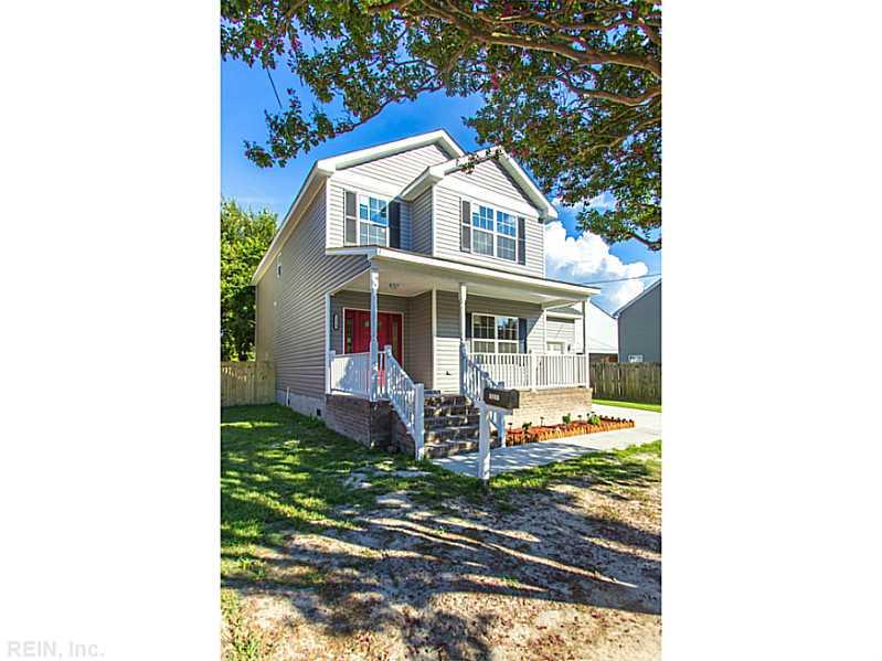 6014 Old Avenue, Newport News, VA 23605