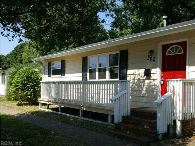 302 Joynes Rd, Hampton, VA 23666