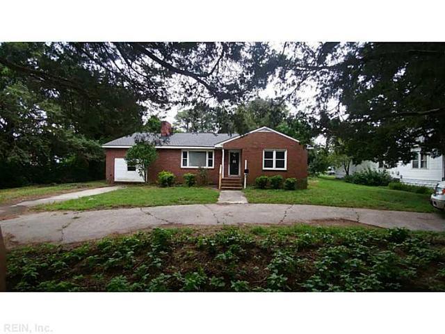 1516 Briarfield Rd, Hampton, VA 23666