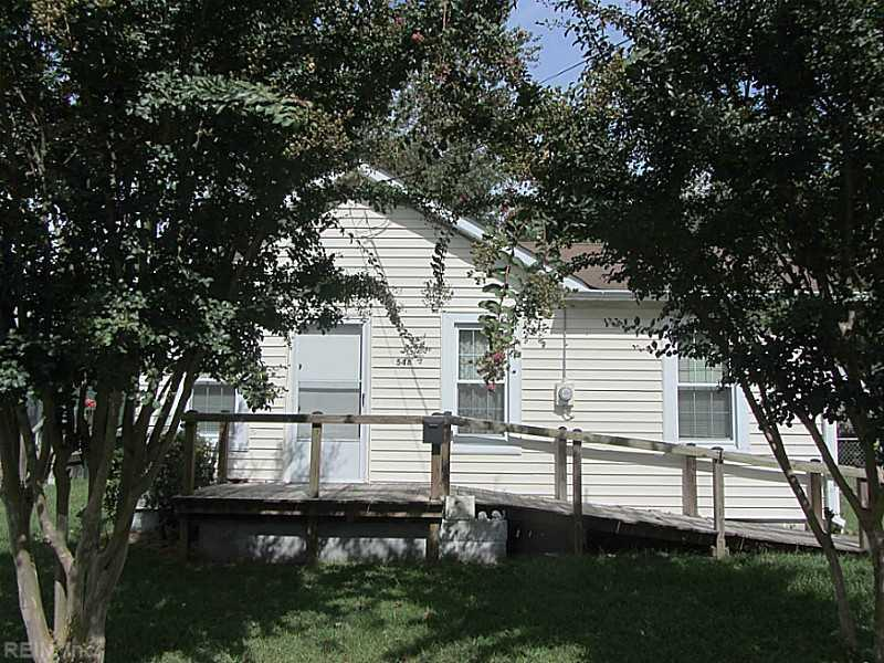 548 Slater Avenue, Hampton, VA 23664