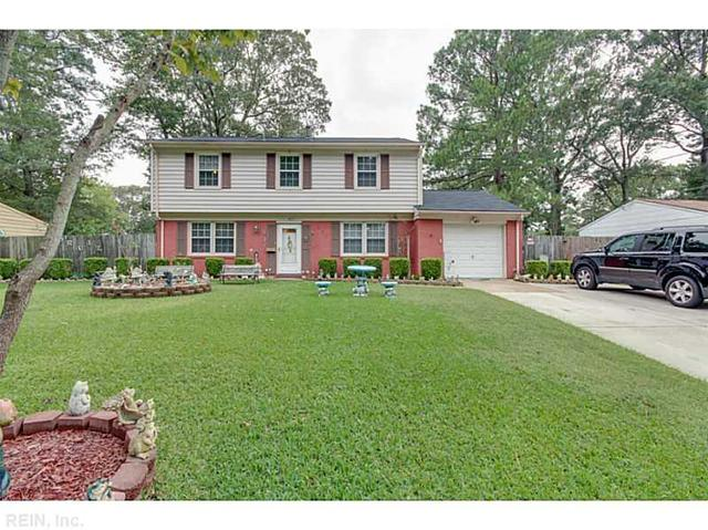 457 Dauphin Ln, Virginia Beach, VA 23452