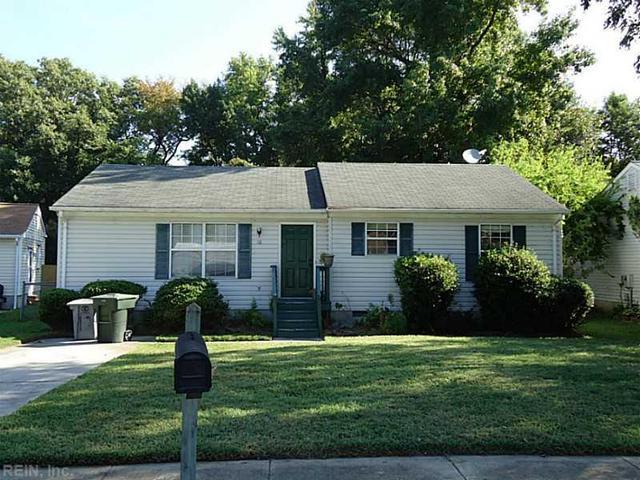 10 Langille Ct, Hampton, VA 23663