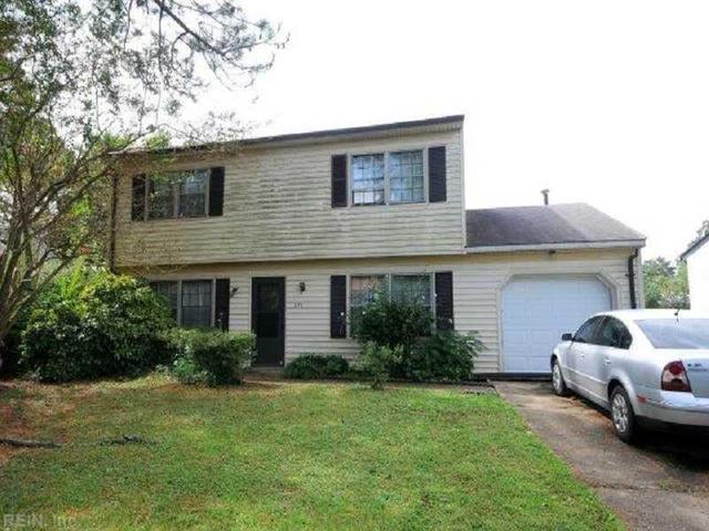 233 Woodbury Ct, Newport News, VA 23602