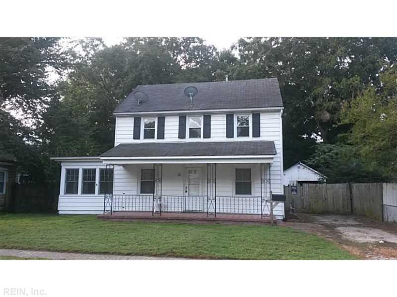 38 Alden Avenue, Portsmouth, VA 23702