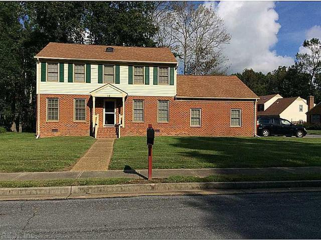 18 Hunter Trce, Hampton, VA 23669