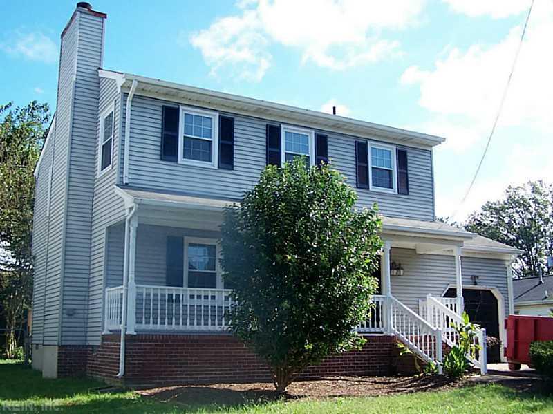 219 Segar St, Hampton, VA 23663