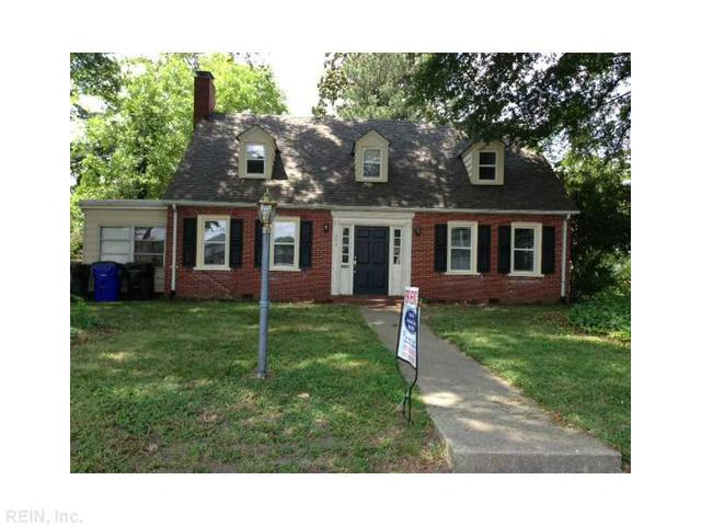 404 W Fourth Ave, Franklin, VA 23851