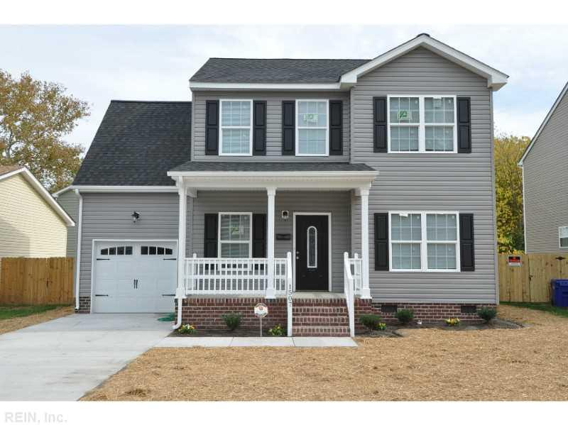 1816 Roanoke Avenue, Portsmouth, VA 23704
