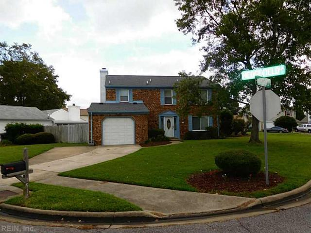 1516 Hedgefield Ln, Virginia Beach, VA 23453