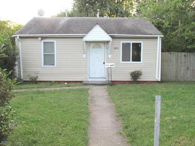 809 Downing St, Hampton, VA 23661