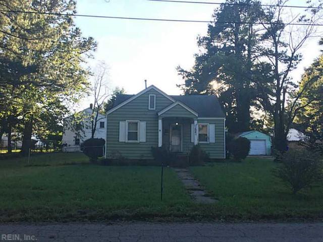 1541 Kerrey Ave, Norfolk, VA 23502