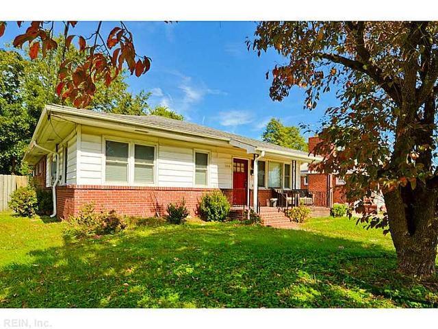 1219 Edgewood Ave, Chesapeake, VA 23324