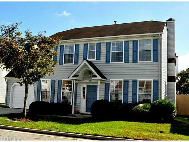 321 Oak Hill Way, Chesapeake, VA 23320