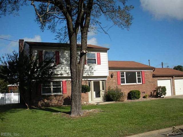 6 Saint Paul Ct, Hampton, VA 23666