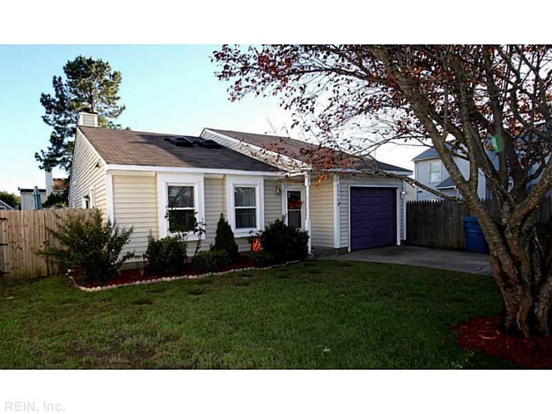 1296 Bridle Creek Boulevard, Virginia Beach, VA 23464