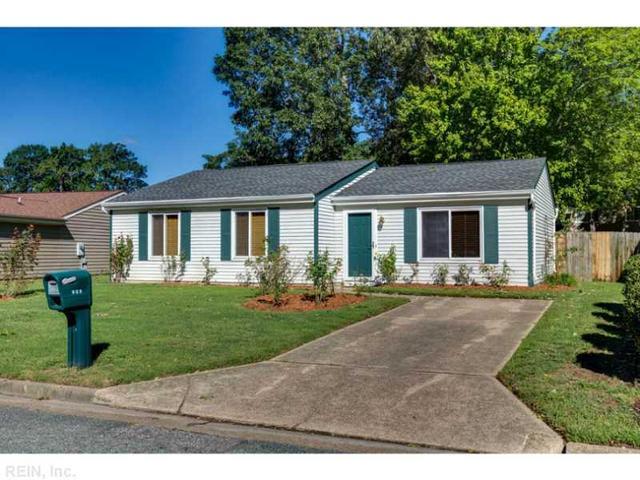 929 Fluvanna Rd, Newport News, VA 23601