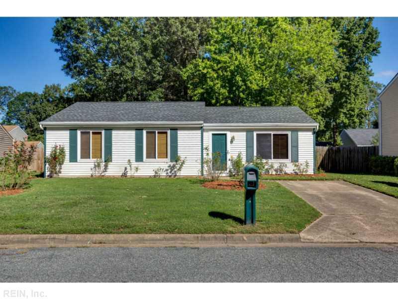 929 Fluvanna Road, Newport News, VA 23601