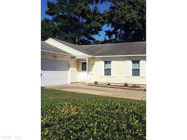 4016 Lombard Dr, Virginia Beach, VA 23453