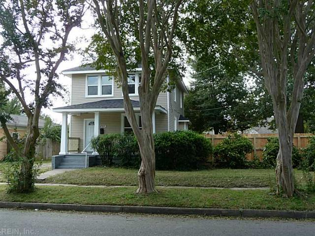 225 E Gilpin Ave, Norfolk, VA 23503