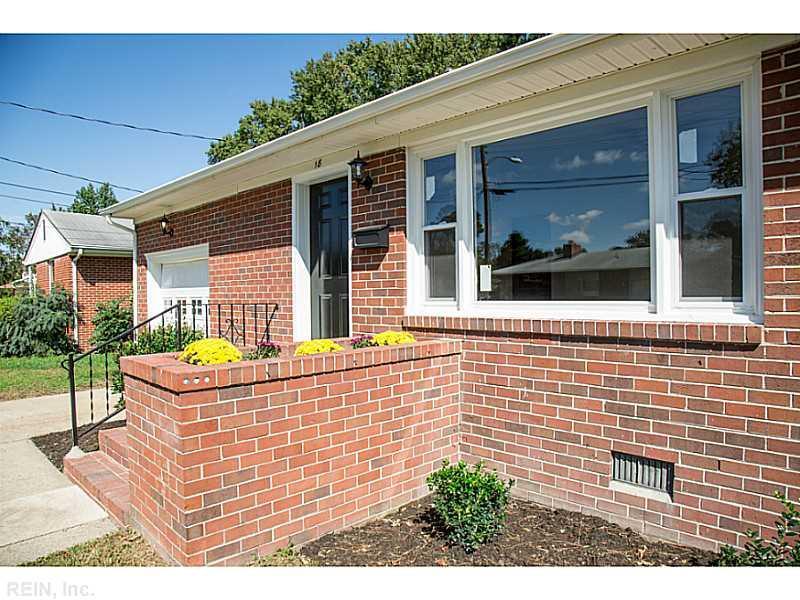 18 Whipple Drive, Hampton, VA 23663