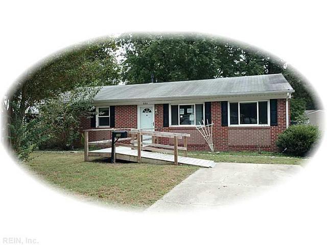 220 Belray Dr, Newport News, VA 23601