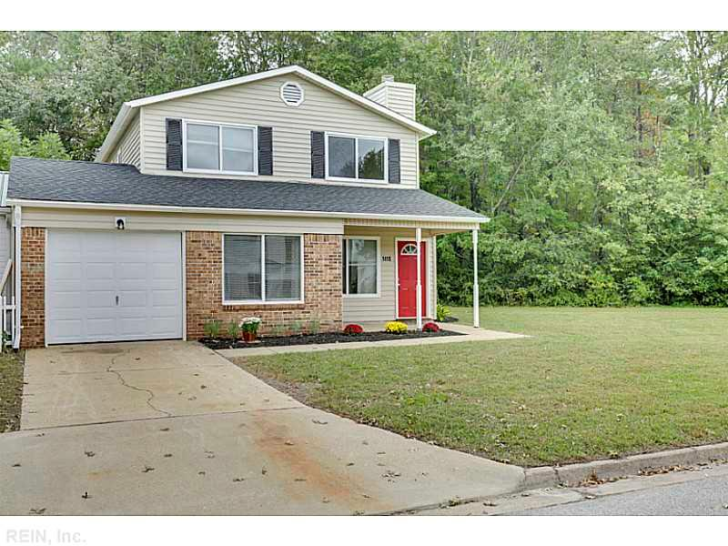 1418 Goldfinch Lane, Virginia Beach, VA 23454