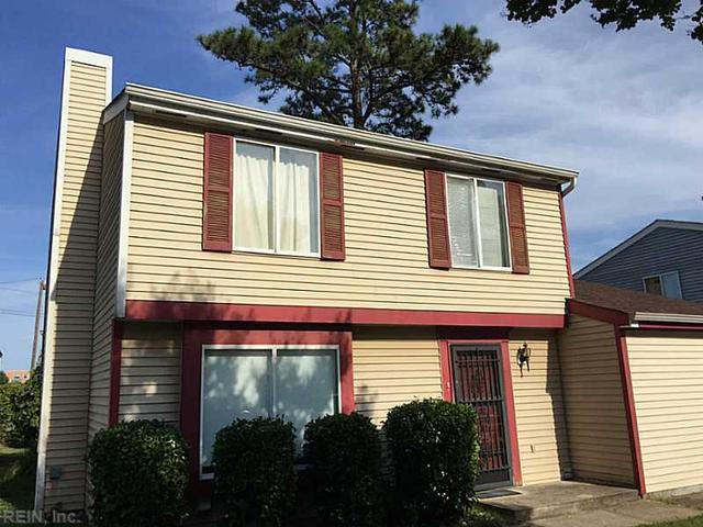 1315 Caldwell Dr, Hampton, VA 23666