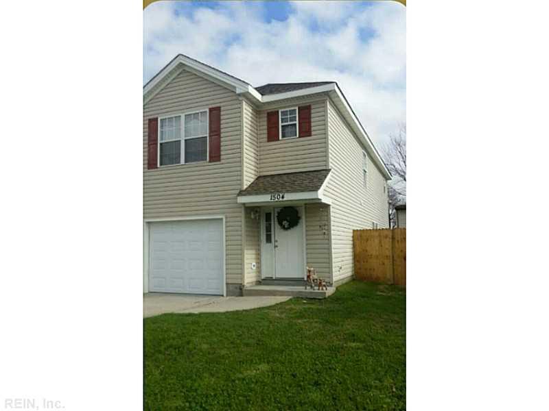1504 Atlantic Avenue, Chesapeake, VA 23324
