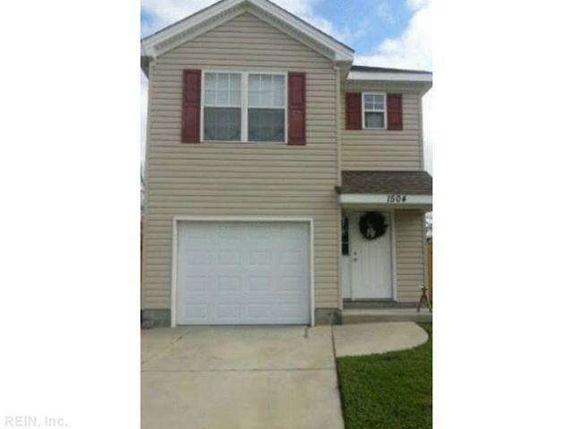 1504 Atlantic Ave, Chesapeake, VA 23324