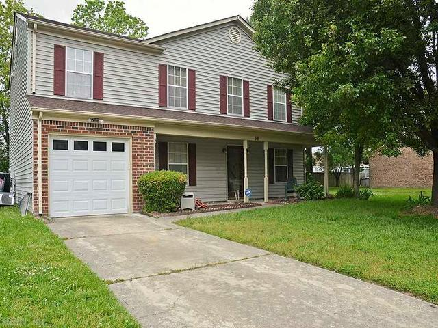 38 Lake Ferguson Ct, Hampton, VA 23669