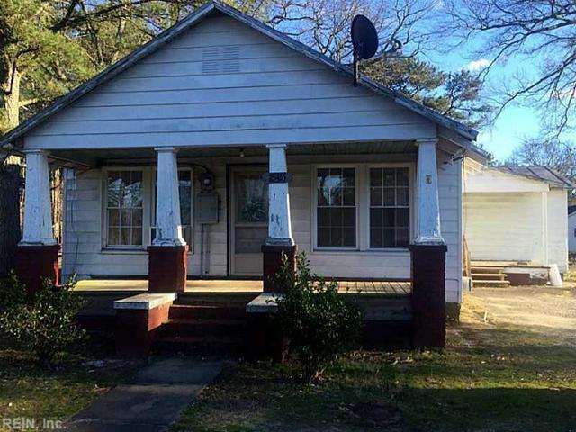 25416 Bruce St, Courtland, VA 23837