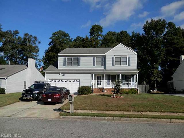 211 Manning Ln, Hampton, VA 23666