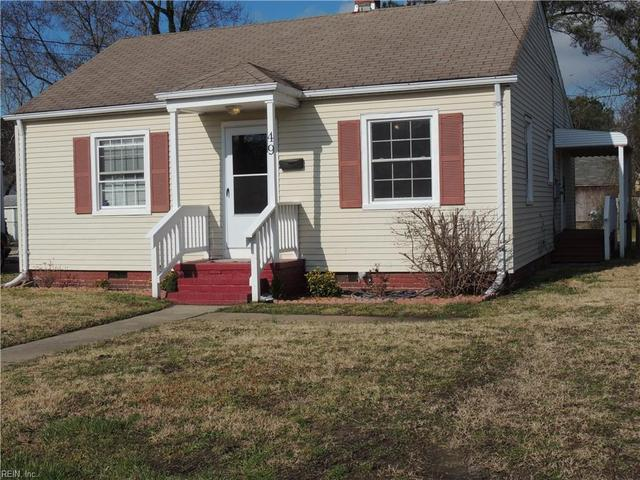 49 Harvard Rd, Portsmouth, VA 23701
