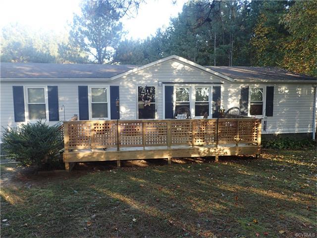 15025 Old White Oak Rd, Dewitt, VA