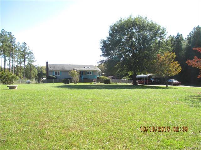 13506 Dykeland Rd, Amelia Court House, VA