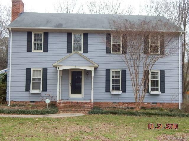 233 Northfield Ln, Richmond, VA