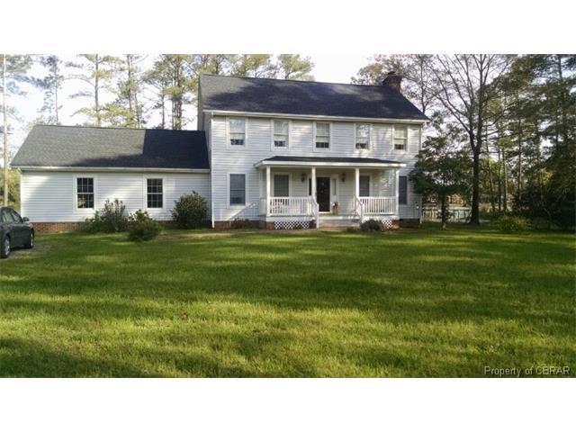 386 Weston Hall Rd, Mathews, VA 23138