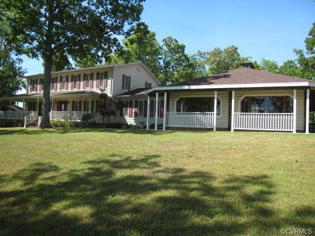 91 S James Madison Hwy, Farmville, VA
