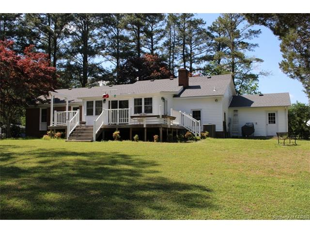 271 Johnson Point Road, Mathews, VA 23068